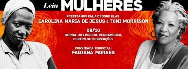 Leia Mulheres – Recife