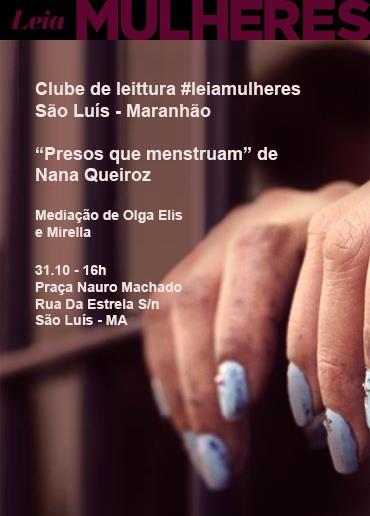 Leia Mulheres – São Luís