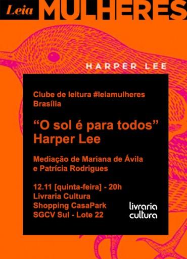 Leia Mulheres – Brasília
