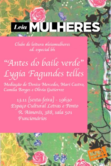 Leia Mulheres – Edição Especial Belo Horizonte
