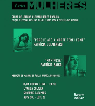 Leia Mulheres Edição Especial – Brasília