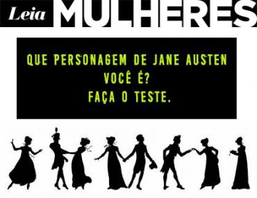 Que personagem de Jane Austen você é?