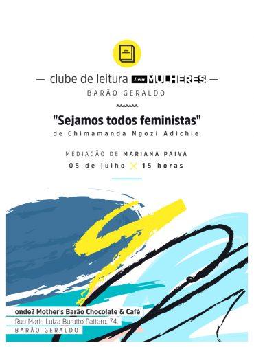 Leia Mulheres – Barão Geraldo