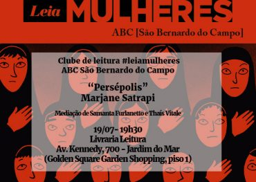Leia Mulheres – ABC [São Bernardo do Campo]