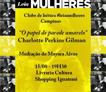 Leia Mulheres – Campinas