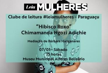 Leia Mulheres – Paraguaçu
