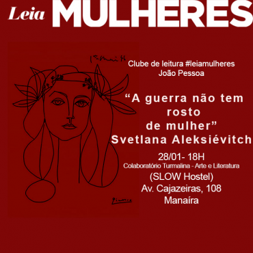 Leia Mulheres – João Pessoa