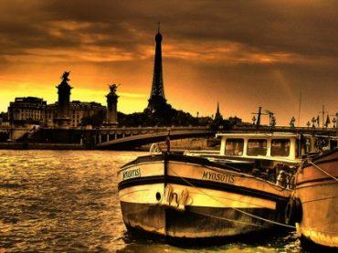 A livraria mágica de Paris