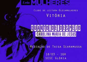 Leia Mulheres – Vitória