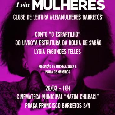 Leia Mulheres – Barretos