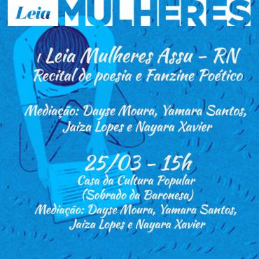 Leia Mulheres – Assu