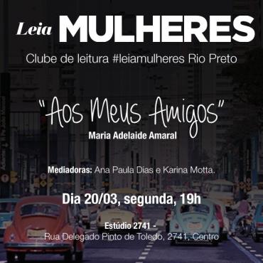 Leia Mulheres – São José do Rio Preto