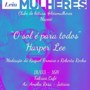 Leia Mulheres – Maceió
