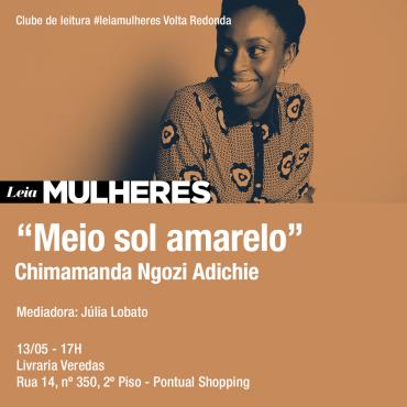 Leia Mulheres – Volta Redonda