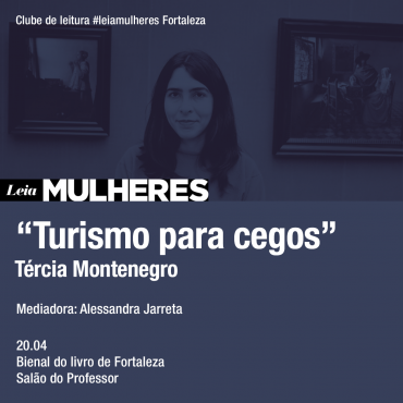 Leia Mulheres – Fortaleza (Bienal)