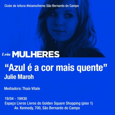 Leia Mulheres – São Bernardo do Campo