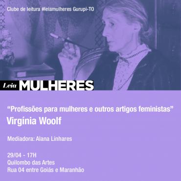 Leia Mulheres – Gurupi