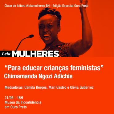 Leia Mulheres Especial BH em Ouro Preto