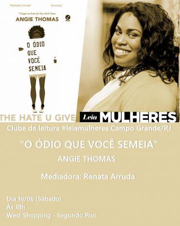 Leia Mulheres – Campo Grande (Rio de Janeiro)