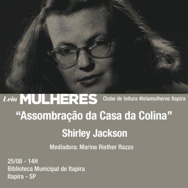Leia Mulheres – Itapira