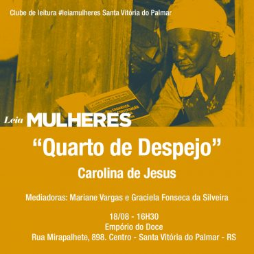 Leia Mulheres – Santa Vitória do Palmar