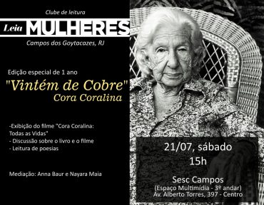 Leia Mulheres – Campos dos Goytacazes