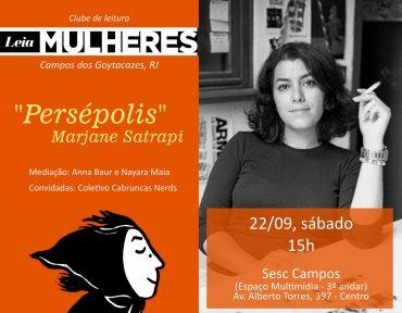 Leia Mulheres – Campos de Goytacazes