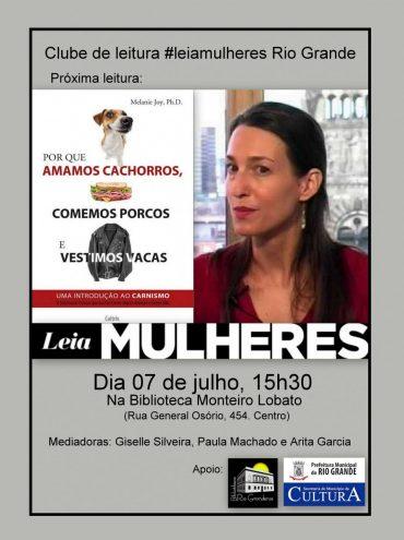 Leia Mulheres – Rio Grande