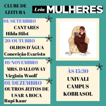 Leia Mulheres – São José (SC)