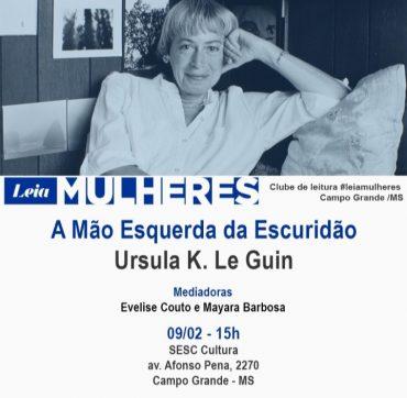 Leia Mulheres – Campo Grande