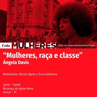 Leia Mulheres – Uruçuí