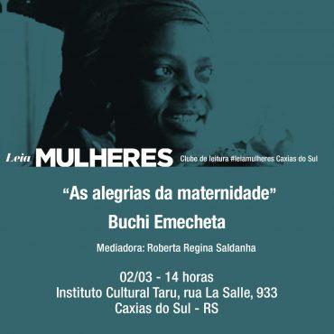 Leia Mulheres – Caxias do Sul
