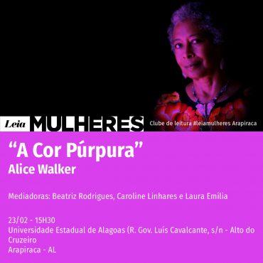 Leia Mulheres – Arapiraca
