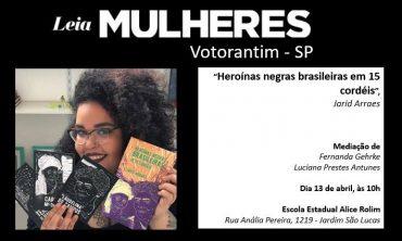 Leia Mulheres – Votorantim