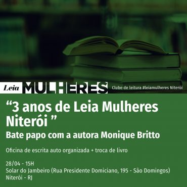 Leia Mulheres – Niteroi
