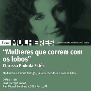 Leia Mulheres – Porto/Portugal