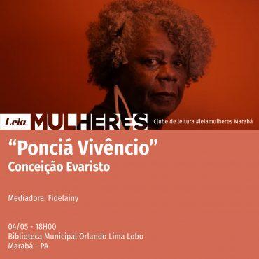 Leia Mulheres – Marabá