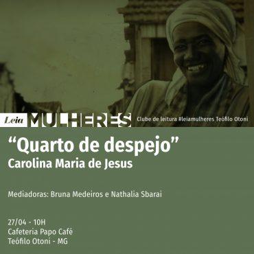 Leia Mulheres – Teófilo Otoni
