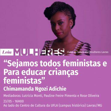 Leia Mulheres – Lavras