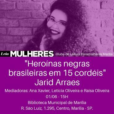 Leia Mulheres – Marília