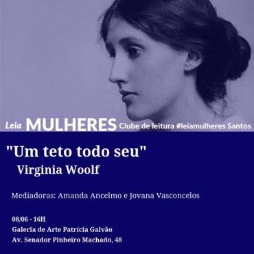 Leia Mulheres – Santos