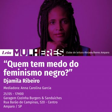 Leia Mulheres – Amparo