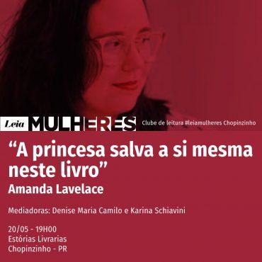 Leia Mulheres – Chopinzinho