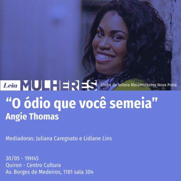 Leia Mulheres – Nova Prata