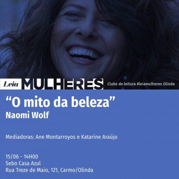 Leia Mulheres – Olinda
