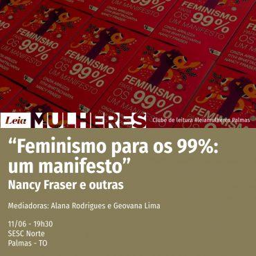 Leia Mulheres – Palmas
