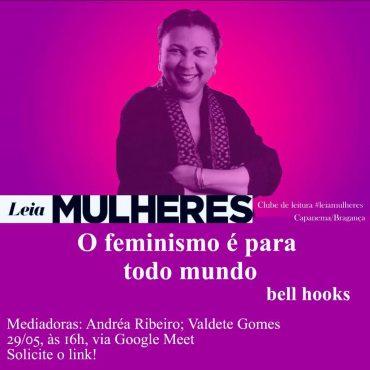 Leia Mulheres – Capanema/Bragança