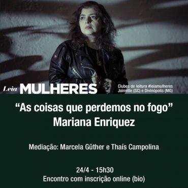 Leia Mulheres – Joinville e Divinópolis
