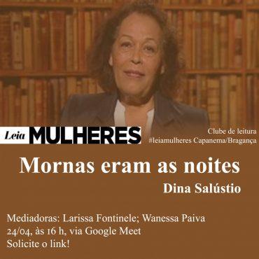 Leia Mulheres – Capanema e Bragança