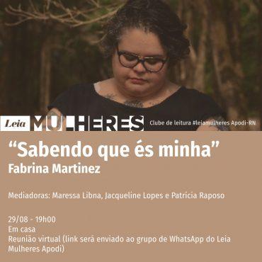 Leia Mulheres – Apodi
